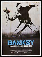 Manifesto Banksy L'Arte De Chapa Placa Helio Espana Ben Eine Simon Reynolds M99
