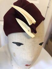 e8f6b5970 Art Deco Cloche Vintage Hats for Women for sale | eBay
