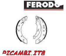 FSB4012 4 GANASCE FRENO POSTERIORI PEUGEOT 106-206 (MARCA FERODO)