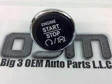Dodge Challenger Jeep Commander Push to Start Ignition Switch Button new FEO