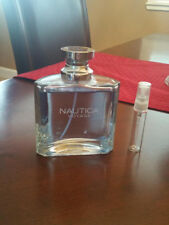 Nautica Voyage EDT 5ml Glass Sample Travel Spray Free Shipping