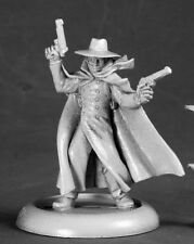 The Black Mist Vigilante Reaper Miniatures Chronoscope Assassin Ranged Superhero