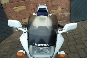 1 Paar Spiegel (re.und li.) für Honda VFR 750 F RC 24 weiss NEU!!!