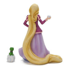 Enesco Couture De Force Holiday Rapunzel Pascal Set New In Stock