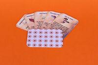 Wahrsagekarten 36 Orakel Karten mit Text Deutung nie mehr im Buch suchen müssen