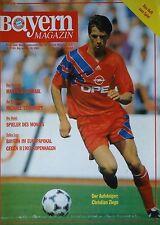 Programm 1991/92 FC Bayern München - Borussia Dortmund