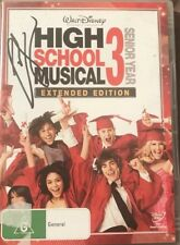 Zac Efron SIGNED Autograph High School Musical 3 Senior Year DVD