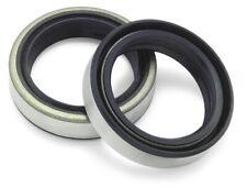 BikeMaster - P40FORK455049 - O.E. Fork Oil Seals~