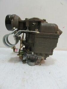 Carter Motorcraft YF6307S  Carburetor NOS  Ford Mercury 6 Cylinder