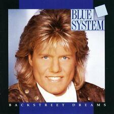 Blue System Backstreet dreams (1993) [CD]