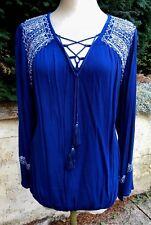 tunique MS MODE t 48 XXL  promo outlet proche Neuf blouse haut top
