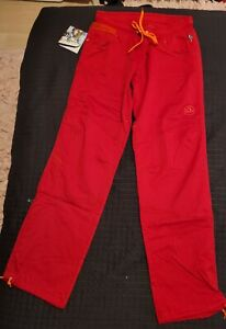 La Sportiva Women's  XL I27BE Kalymnos Pant W Berry mrsp $108
