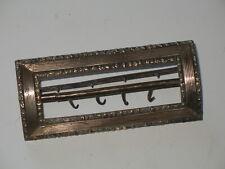 ANCIENNE BOUCLE DE CEINTURE  laiton  8 cm x 3,5 cm