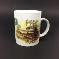 John Deere Licensed Product Farmers Pocket Companion Mug Cup by Gibson