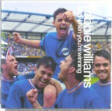 CD - Robbie Williams - Sing When You're Winning - A5205 - booklett