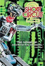 Short Circuit 2, Good DVD, Jack Weston,Fisher Stevens,Michael McKean,Cynthia Gib