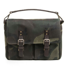 ONA Prince Street Canvas (Camo) Camera Messenger Bag ->Handcrafted Premium Bags