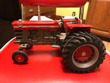 ERTL MASSEY-FERGUSON 1100 1/16 DIECAST TRACTOR Farm Show Edition 1995
