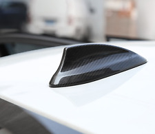 Carbon Fiber Auto Roof Decor Antenna Shark Fin BMW 1 / 3 Series 3GT F20 F30 F34