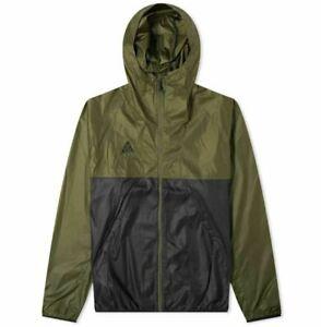 NWT Nike Men's ACG WINDRUNNER Jacket Hooded CK7238 325 L