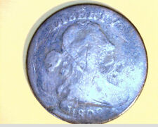 1802 US Large Cent, Poor Grade Copper (US-18)