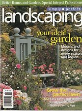 Better Homes and Gardens 2000 Simply Perfect Landscaping - Perfect Lawns