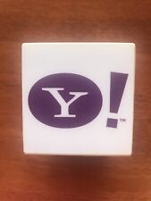 Yahoo! Microphone Cube - Entertainment Memorabillia