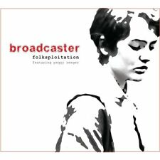 Broadcaster - Folksploitation (featuring Peggy Seeger) [CD]