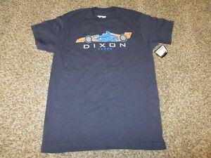 NEW MENS NAVY BLUE SCOTT DIXON INDY CAR SHIRT sz MEDIUM ganassi racing PNC NWT