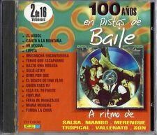 100 Años En Pista de Baile Volume 2 Latin Music CD