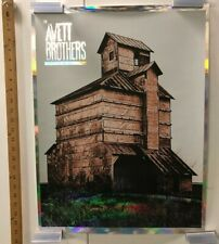 MUSIC POSTER The Avett Brothers bmethe.com Indie Country Folk Music Hipsters