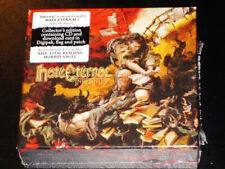 Hate Eternal - Infernus Deluxe Digipack CD - SEALED Death Metal Album + Patch