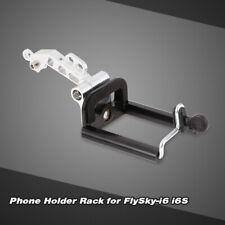Phone Holder Clip Bracket Mount Support for FlySky FS-i6 i6S Remote X0B7