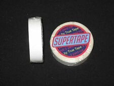 "SuperTape 1/2"" x 3 Yard Roll Tape Non Glare Lace Wig"