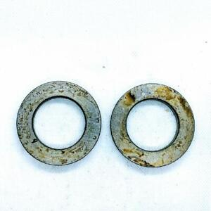 Genuine Ford C9OZ-1180-A OEM Lot of 2 Axle Bearing Retainers Fairlane Mustang
