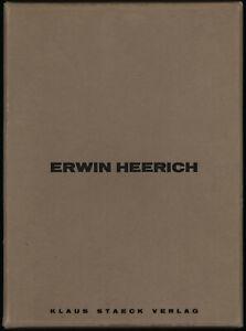 Erwin Heerich: 25 Positionen einer Grundfigur. (1972). 25 Sign. O.-Zinkografien.