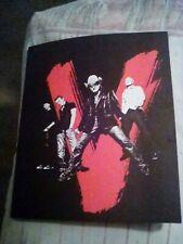 U2 Vertigo tour book 2005
