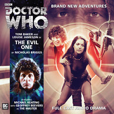 DOCTOR WHO Big Finish Audio CD Tom Baker 4th Doctor #3.4 THE EVIL ONE