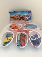 Kinder Surprise Hot Wheels Limited Edition Complete Set Of 5 INDIA Rare 2014