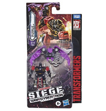 Hot Transformers War For Cybertron Siege Rumble & Ratbat - in stock MISB