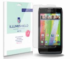iLLumiShield Anti-Glare Screen Protector 3x for Motorola RAZR V XT885 / MT887