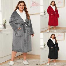 Robe De Chambre Femme Grande Taille En Vente Ebay
