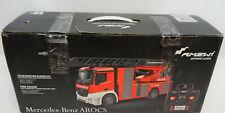 Amewi 22502 Mercedes-Benz Feuerwehr Modell Drehleiterfahrzeug 1:18 RC 100% RtR