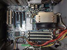 HP Z400 Motherboard 3.06Ghz CPU W3550 LGA 1366 LGA XEON 586766-002 586968-001