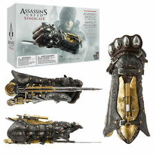 ASSASSIN'S CREED SYNDICATE BRACCIALE GAUNTLET LAMA EDWARD KENWAY  COSPLAY