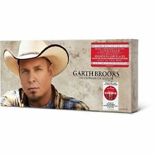 Garth Brooks The Ultimate Collection w/ gunslinger cd 10cd target globalshipping