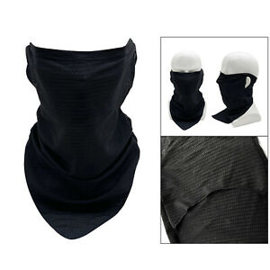 Summer Face Scarves Head Mask Scraf Hiking Neck Gaiter Cover for Men Women