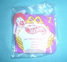 1998  MC DONALDS  EXCLUSIVE HOT WHEEL'  NASCAR ' #7  MIP