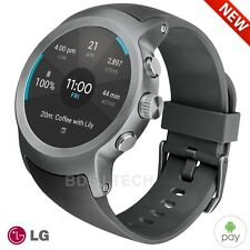 LG Watch Sport W280A GSM Unlocked 4G LTE Water Resistant Watch US WARRANTY