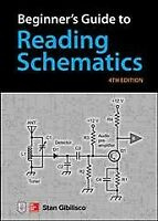 Beginner's Guide to Reading Schematics, Paperback by Gibilisco, Stan, Like Ne...